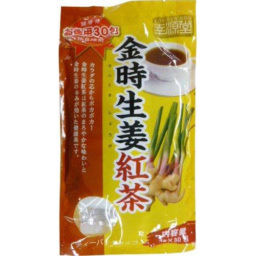 徳用金時生姜紅茶 4g×30包入