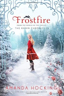 Frostfire (The Kanin Chronicles) by Amanda Hocking| wearewordnerds.com