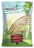 Food To Live ® Organic Cashews (Whole, Raw) (12 Pounds)