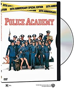 "Cover of ""Police Academy [Region 2]"""