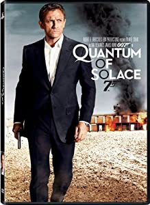 "Cover of ""Quantum of Solace"""
