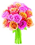 Brighten My Day! Bouquet - Without Vase