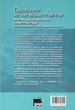 Livres Couvertures de Decouvrir la Vie Sous-Marine - Mer Rouge, Ocean Indien, Ocean Pacifique