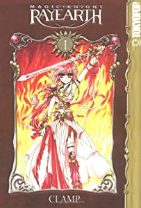"""Cover of """"Magic Knight: Rayearth I, Book ..."""