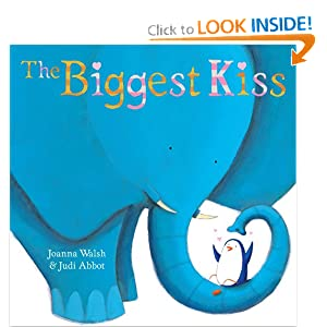 The Biggest Kiss (Paula Wiseman Books)