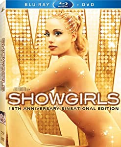 """Cover of """"Showgirls (Fully Exposed Editio..."""
