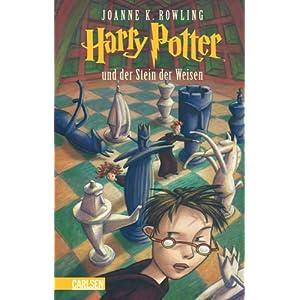 Harry Potter und der Stein der Weisen (Band 1)