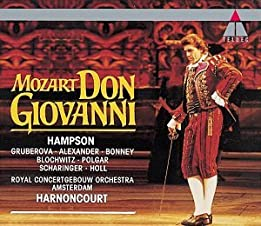 "Cover of ""Mozart - Don Giovanni / Hampson..."