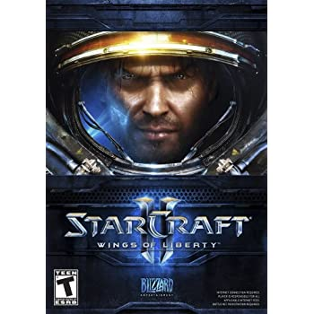 image for Star Craft 2 Wings of Liberty Crack Only-RELOADED