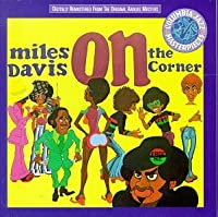 "Cover of ""On the Corner"""