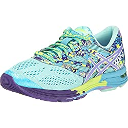ASICS Women's Gel-Noosa Tri¿ 10 Mint/Lavender/TURQ 8 B - Medium