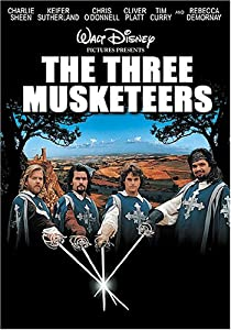 "Cover of ""The Three Musketeers"""