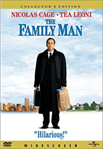 "Cover of ""The Family Man"""