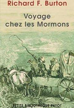 Livres Couvertures de Voyage Chez Les Mormons