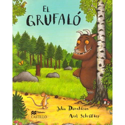 ¿Has visto alguna vez a un Grúfalo?
