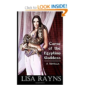 Curse of the Egyptian Goddess: An Urban Fantasy Novella
