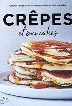 Livres Couvertures de Crêpes & Pancakes