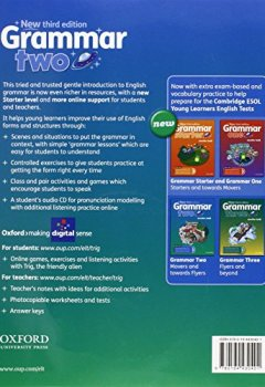 Livres Couvertures de Grammar two (1CD audio)