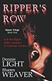 Ripper's Row: Book One (The Ripper Trilogy 1)