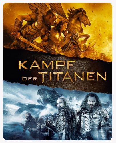 Kampf der Titanen (Steelbook) [Blu-ray]