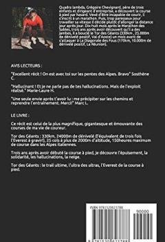 Livres Couvertures de Tor des Géants: Trail Ultime