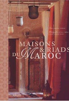 Livres Couvertures de Maisons et riads du Maroc