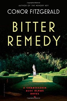 Bitter Remedy: An Alec Blume Case (The Alec Blume Novels) by Conor Fitzgerald| wearewordnerds.com