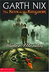 "Cover of ""Mister Monday (Keys to the King..."