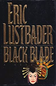 """Cover of """"Black Blade"""""""