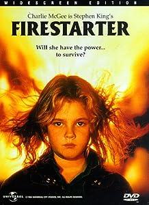 """Cover of """"Firestarter"""""""