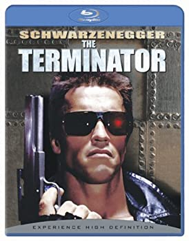 "Cover of ""The Terminator [Blu-ray]"""