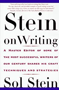 """Cover of """"Stein On Writing: A Master Edit..."""