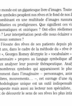 Télécharger Dictionnaire de la symbolique des rêves PDF En Ligne Gratuitement Georges Romey