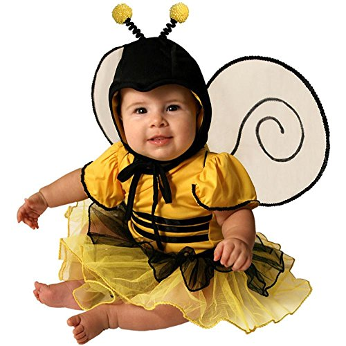 Unique Infant Baby Bumble Bee Halloween Costume (12 Months)