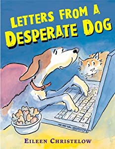 """Cover of """"Letters from a Desperate Dog"""""""