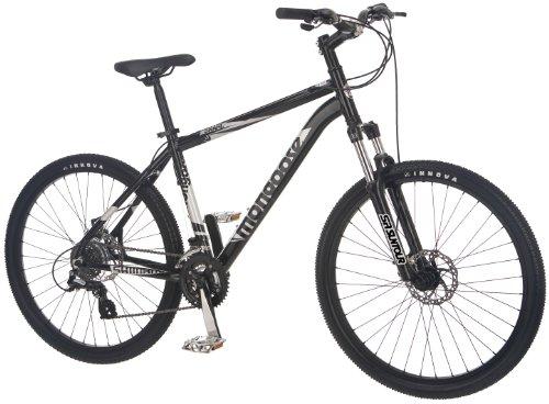 Mongoose Snarl Bike (26-Inch, Black)