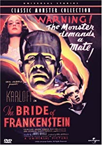 "Cover of ""The Bride of Frankenstein (Univ..."