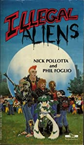 """Cover of """"Illegal Aliens"""""""
