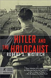 """Cover of """"Hitler and the Holocaust (Moder..."""
