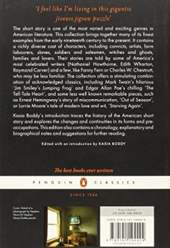 Livres Couvertures de The New Penguin Book of American Short Stories, from Washington Irving to Lydia Davis