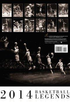 Buchdeckel von Basketball Legends 2014