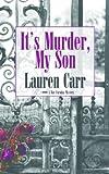 It's Murder, My Son (A Mac Faraday Mystery)