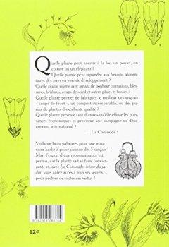 Livres Couvertures de La Consoude, trésor du jardin - Vol. 8