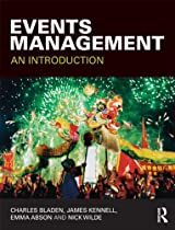 Cover of 'Events Management'