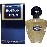 Shalimar By Guerlain For Women. Eau De Cologne Spray 2.5 Oz.