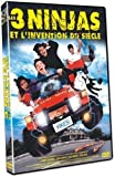 Les 3 Ninjas et l'invention du siecle