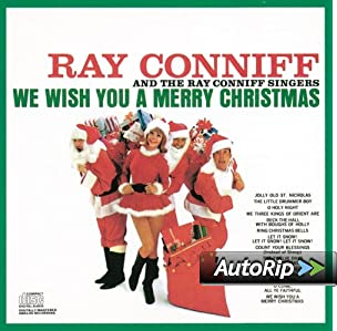 Ray Conniff Ray Conniff Singers We Wish You A Merry Christmas Music