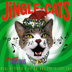 "Cover of ""Meowy Christmas"""