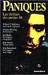 Paniques les thrillers des annees 80