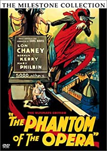 "Cover of ""The Phantom of the Opera - The ..."